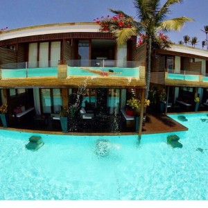Conheca o hotel com Piscina na Sacada 2