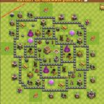 Clash of clans – Layout para guerra