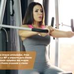 Exercicios para estação de Musculação