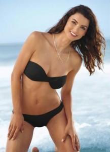 Fotos de modelos de Biquini preto 2