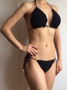 Fotos de modelos de Biquini preto 8