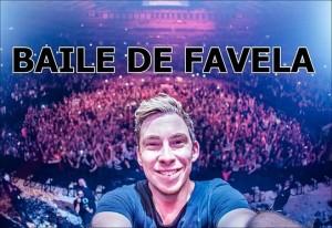 Música Baile de Favela Remix DJ Hardwell 2