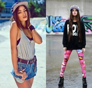 O que significa estilo Swag Feminino 10