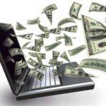 Como conseguir dinheiro rápido com a Internet