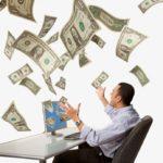 Como ficar rico trabalhando na internet