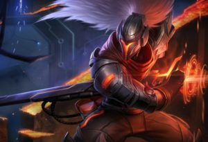 Como jogar com o Yasuo Top League Of Legends 2
