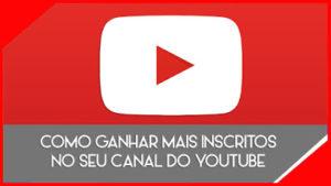 Ganhe inscritos no youtube de maneira simples 2