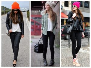 Modelos de toucas de inverno Femininas 14