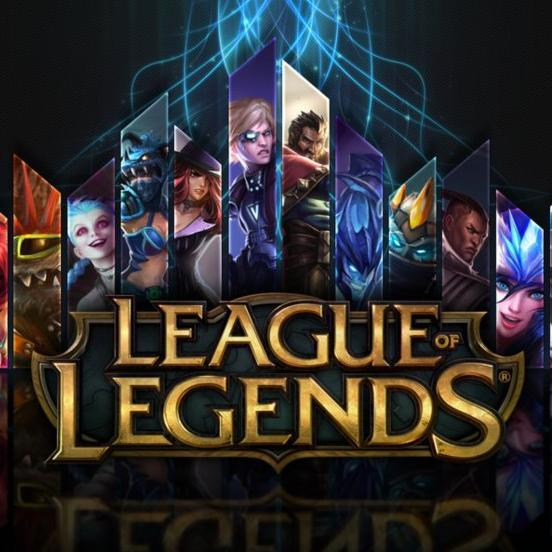 League of legends wallpaper para seu PC