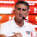 Edgardo Bauza não vai ser mais o técnico do SPFC