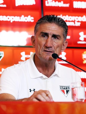Edgardo Bauza nao vai ser mais o tecnico do SPFC