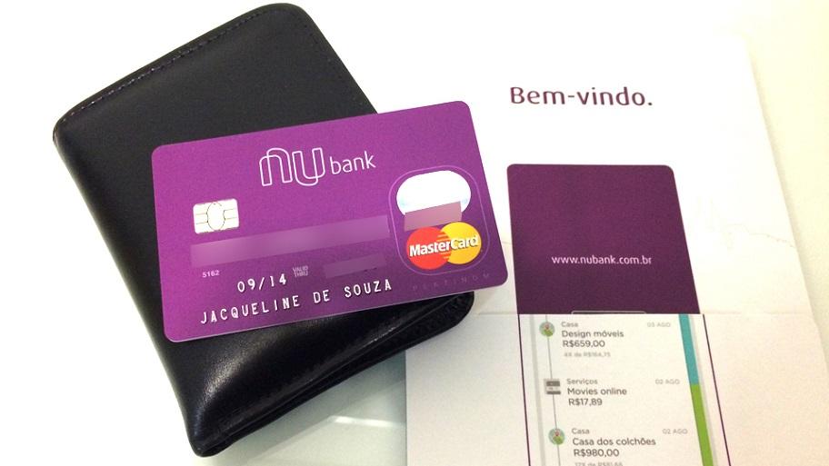 Fazer cartao de credito pela internet