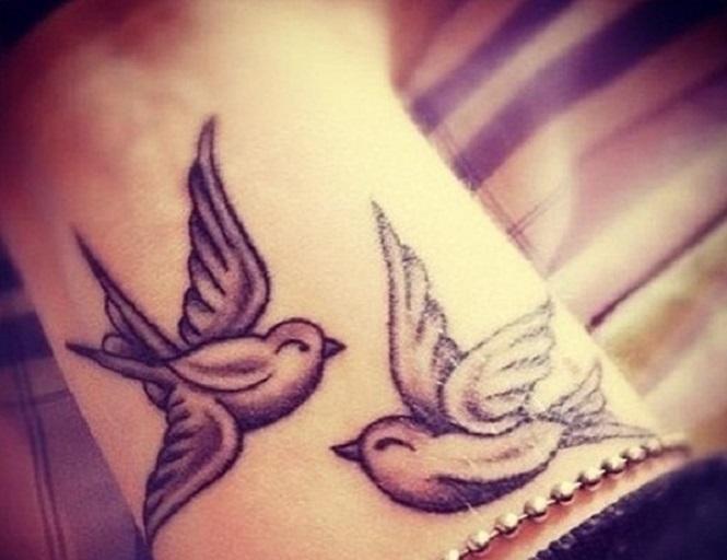 Modelos de Tatuagem Feminina no pulso