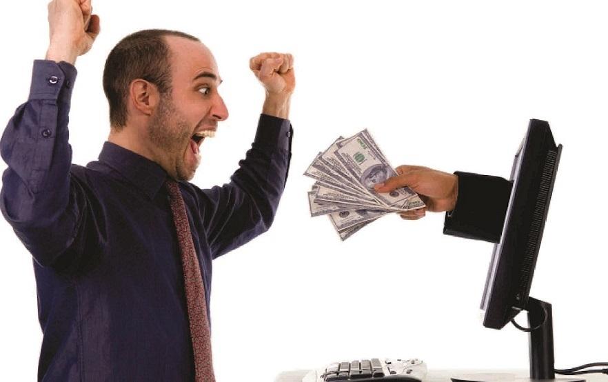 Como ganhar dinheiro na internet todo dia