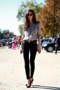 Dicas de como usar a calca skinny 4