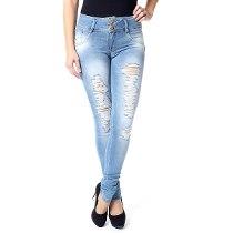 Fotos de modelos calca jeans feminina