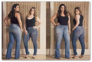 Fotos de modelos calca jeans feminina 13
