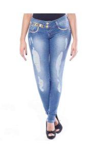 Fotos de modelos calca jeans feminina 2