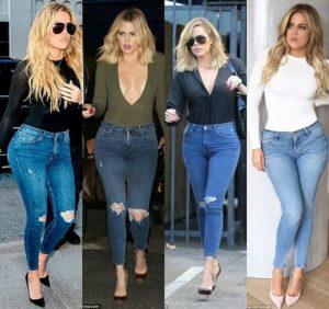 Fotos de modelos calca jeans feminina 7
