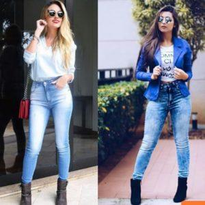 Fotos de modelos calca jeans feminina 8