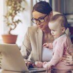 Dicas de trabalho para mães solteiras