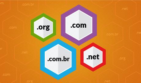 como registrar um dominio na internet