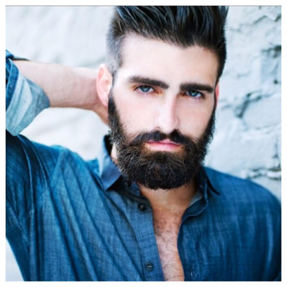 dicas como deixar a barba mais cheia