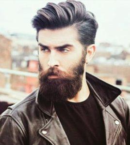 fotos de modelos de barba