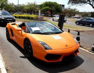 venda de carros esportivos