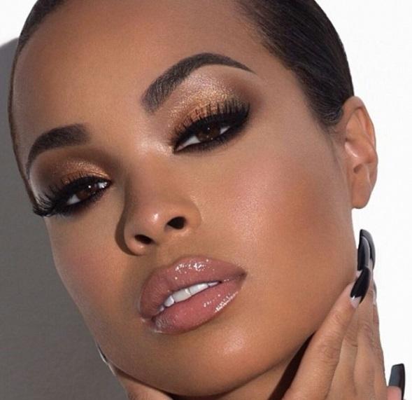 Dicas Maquiagem Para Dia Pele Negra