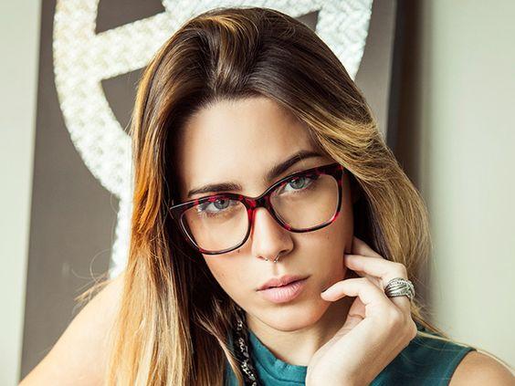 79082920755d4 Modelos Óculos de Grau Feminino - 2017