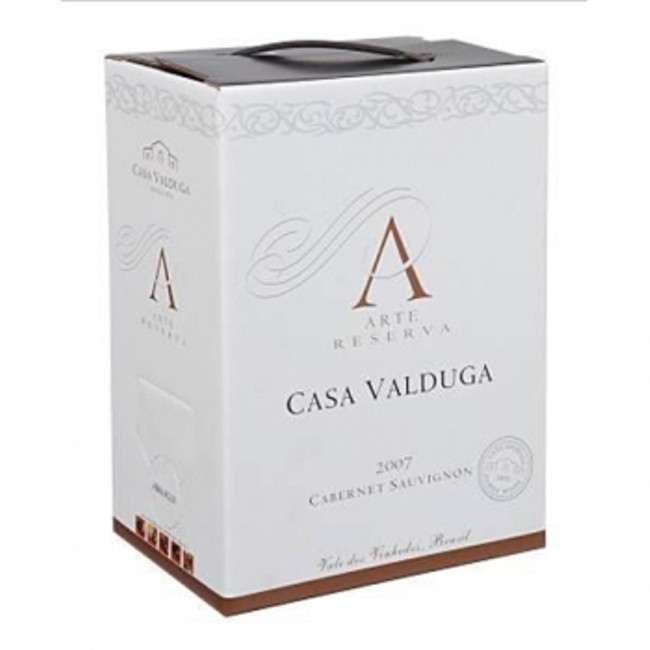 Comprar Vinho de Caixa (Bag in Box)