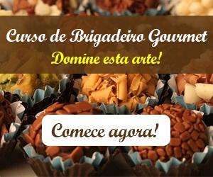 Curso de Brigadeiro Gourmet Online