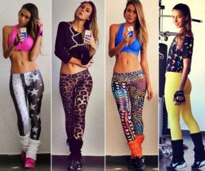 Roupas Para Academia Feminina Que Estão na Moda 4