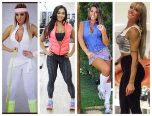 Roupas Para Academia Feminina Que Estão na Moda 7