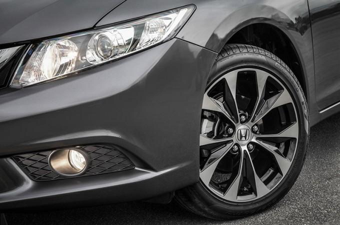 Rodas Esportivas Para Honda Civic