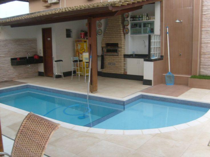 Modelos de casas pequenas com piscinas fotos for Piscinas para casas pequenas