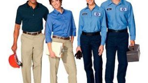 uniformes profissionais
