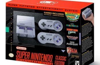Super Nintendo 2017 - O Vídeo Game Volta Com Tudo Em Setembro